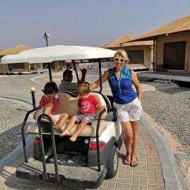 Ras al Jinz Oman - buggy