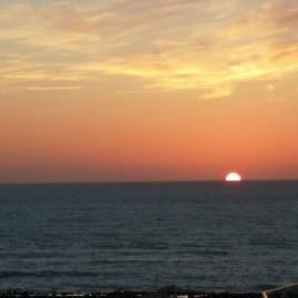 Sunset Mediteranean