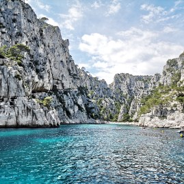 Les Calanques by Marseille & Cassis