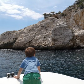 Cassis & Marseille sailing