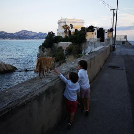 Coastal paths by Le Petit Nice Marseille