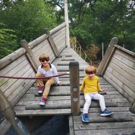 Castaway Camp playground