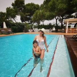 Sant Joan de Binissaida pool