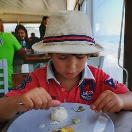Giro Di Boa Beach lunch