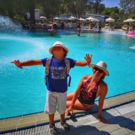 Alborea Puglia with kids