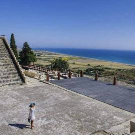 Best things to do Cyprus - Kourion amphiteatre