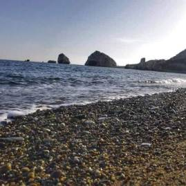 Best things to do Cyprus - Aphrodita's beach