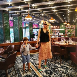 Kempinski Andalucia with kids