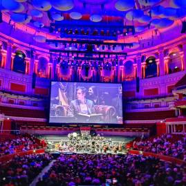 Best shows Chelsea for kids - Royal Albert Hall