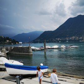 Milan to Lugano : stop in scenic Cernobbio