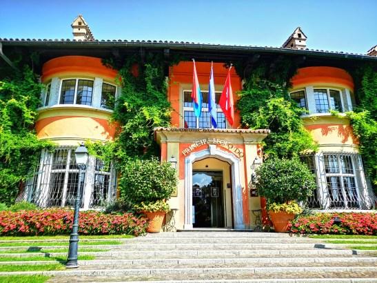 Villa Principe Leopoldo Lugano Switzerland