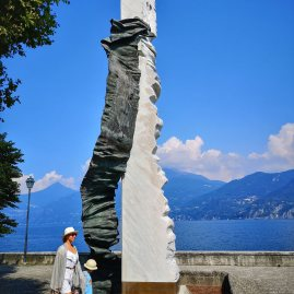 Milan to Lugano : stop in Menaggio for kids