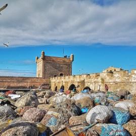 Essaouira in December