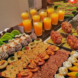 Sofitel Essaouira buffet