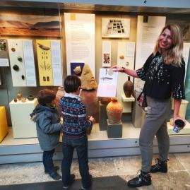 #Culturedkids 54 : British Museum & Egyptian collection