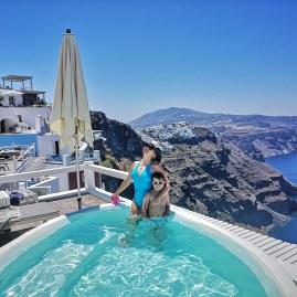 Aqua suite Imerovigli Grand Suite
