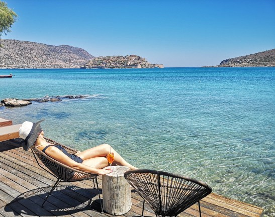 Family holidays in Crete with Domes of Elounda