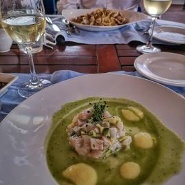 Dinner at Dionysos