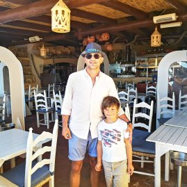 Cave dining Algarve: Canico