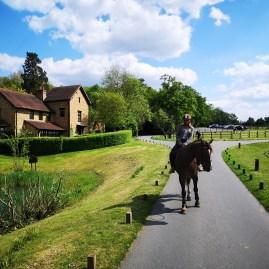 Horseriding Coworth Park