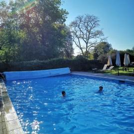 Hilton Arundel pool