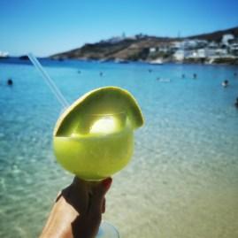 Best beach clubs Mykonos