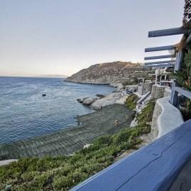Best beach clubs Mykonos: Spilia