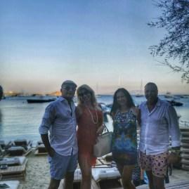Best beach club Mykonos: Nammos afternoon party