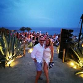 Best beach clubs Mykonos: Scorpios