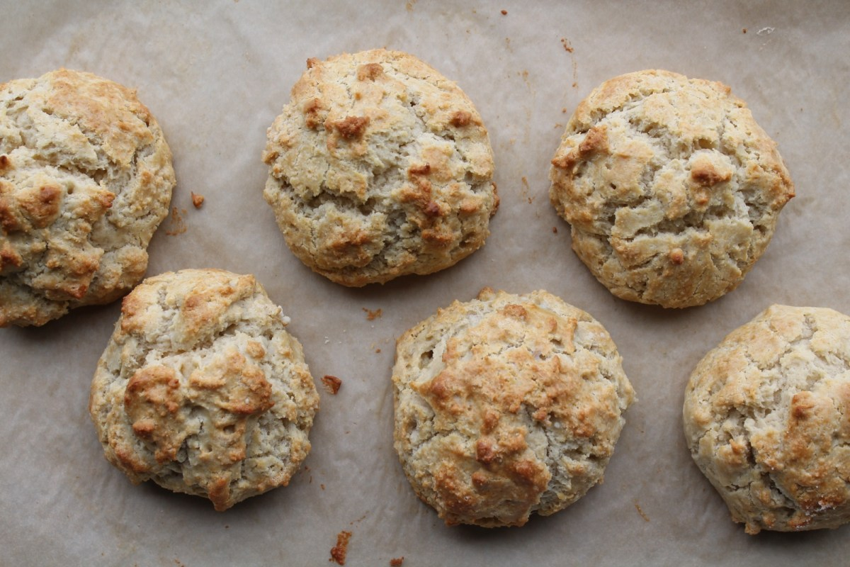 Rainy Day Biscuits