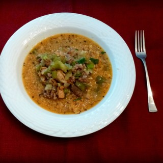 Guest Post: Yumbo Gumbo Soup by Abby Schiff of Yes To Yummy