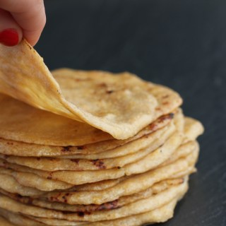 Plantain Tortillas