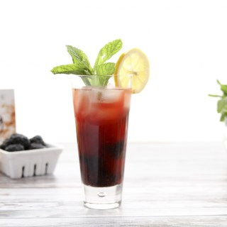 Blackberry-Mint Arnold Palmer