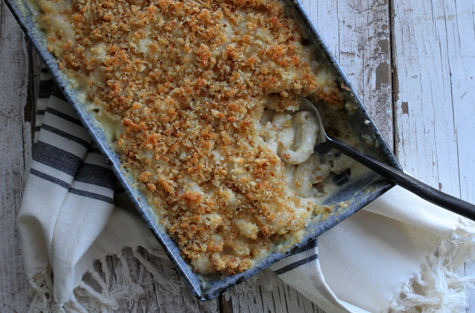 glutenfree mac & cheese