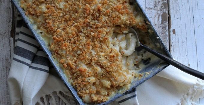 Gluten-Free Four Cheese Mac & Cheese