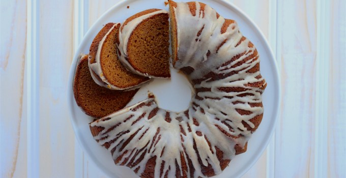 Honey Cake from The New Yiddish Kitchen