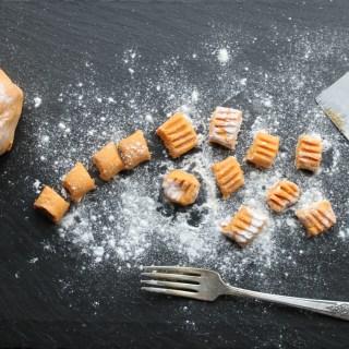Paleo Sweet Potato Gnocchi