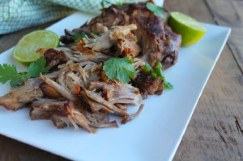 cocoa-chile pork shoulder