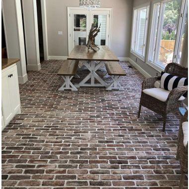 savannah grey handmade 4x8x2 25 patio paver