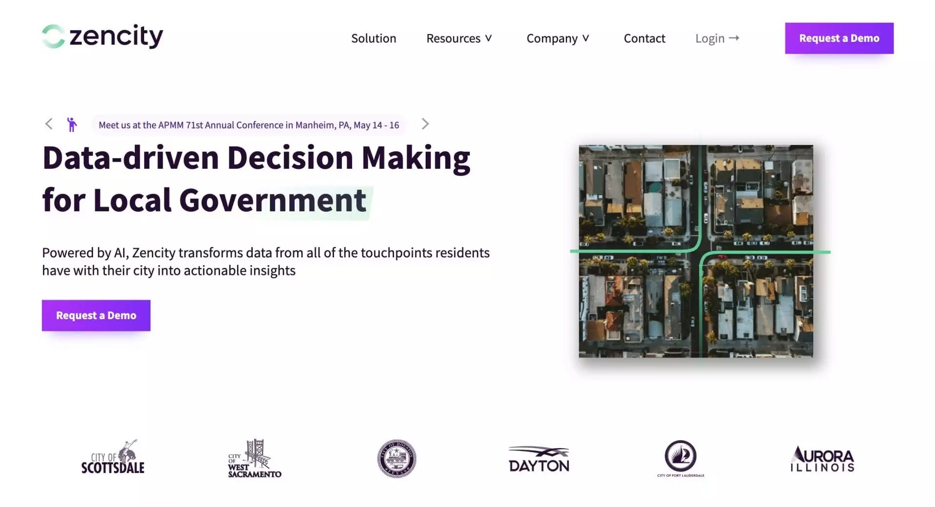 Zencity - Data-driven Decision Making for Local Government