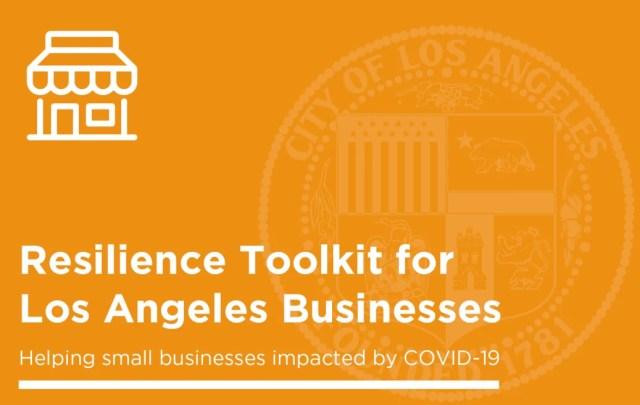 resilience toolkit coronavirus