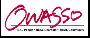 Owasso OK Logo