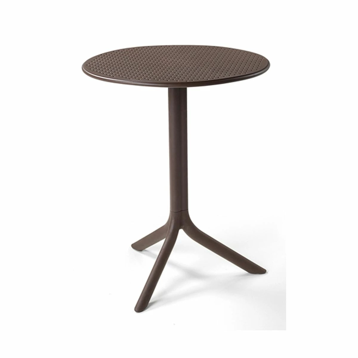 Table De Jardin Ronde De Couleur | Table Jardin Ronde Design Nardi ...