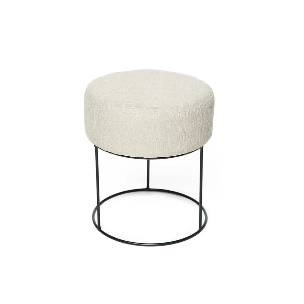 Pouf Contemporain Pouf Design Contemporain En Tissu Zendart Selection