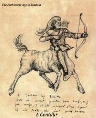 a centaur bacata
