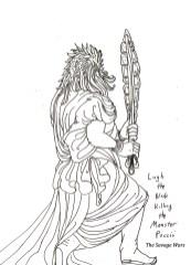 lugh sword puccii