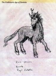 m kirin unicorn bacata
