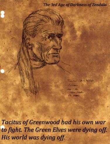 tacitus of greenwood aging