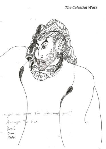 the ancient fox god amerigin pucciii
