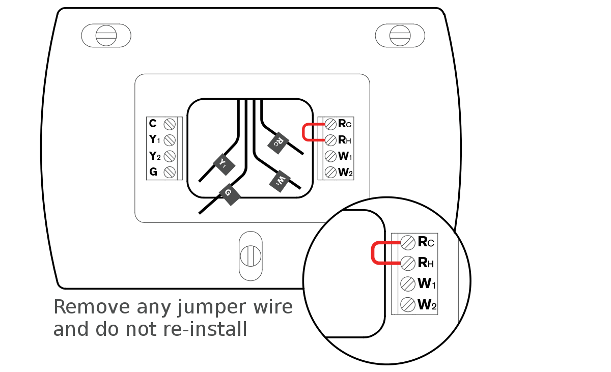 hight resolution of disconnect your existing wires